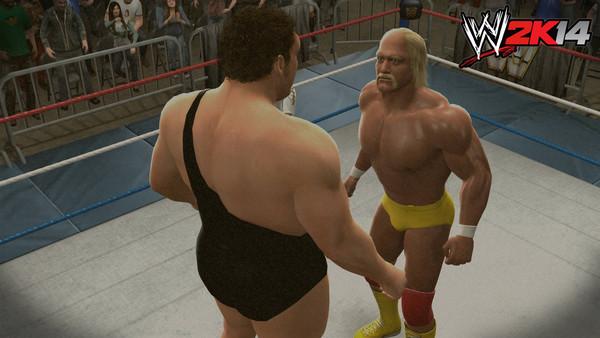 WWE 2K14 full roster revealed.