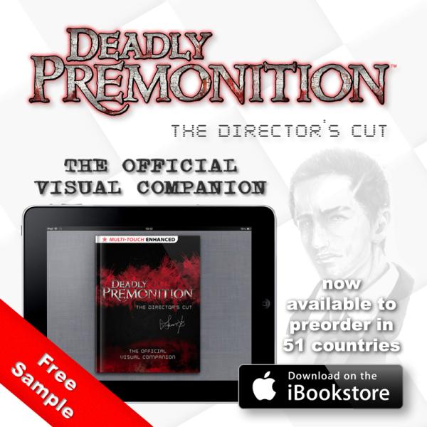 Deadly Premonition Visual Companion