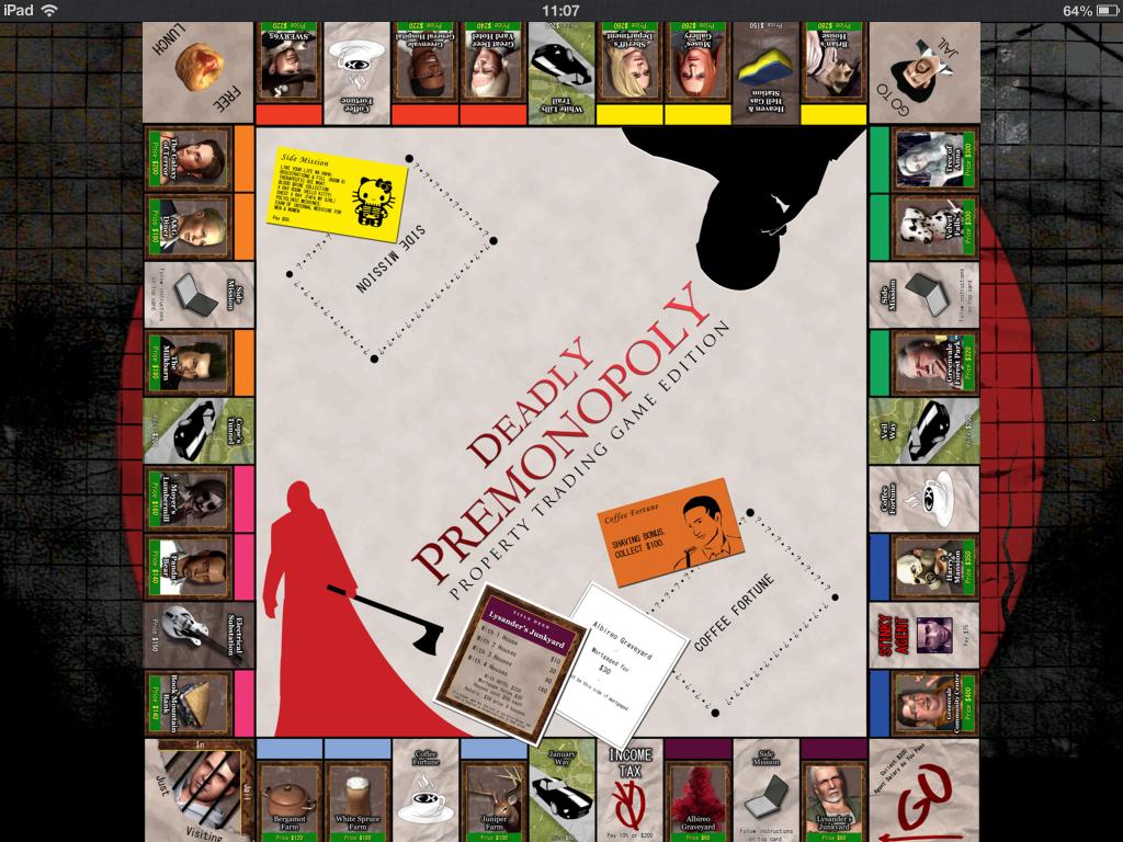 Deadly Premonopoly