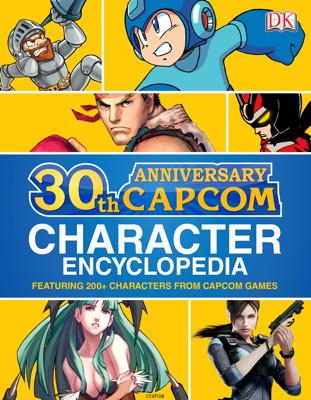 Capcom Character Encyclopedia