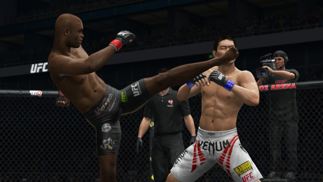 UFC EA