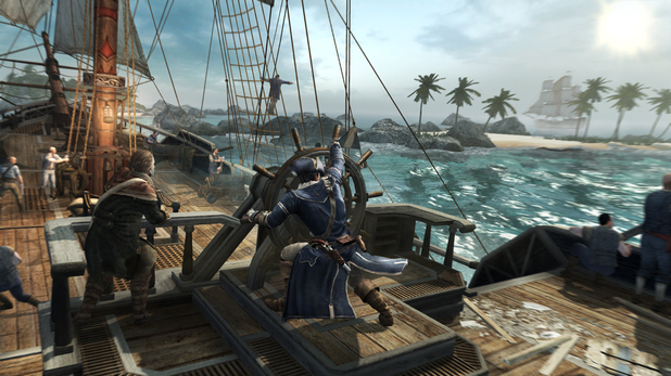 Assassin's Creed IV DLC trailer released.