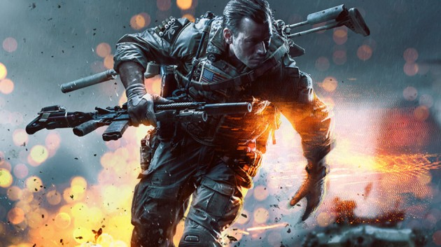 New Battlefield 4 story trailer unveiled.