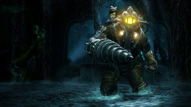 Bioshock 2 Steam update includes several improvements.