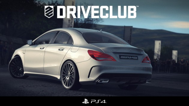 DriveClub delayed?
