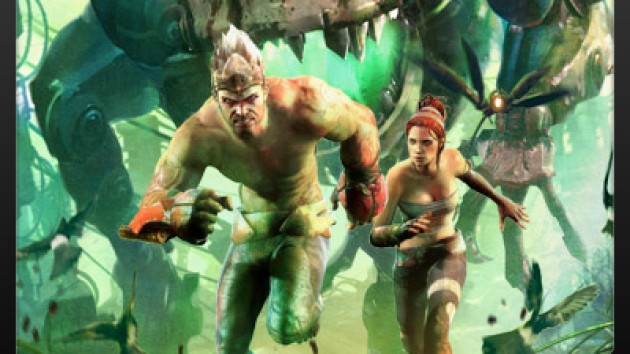 Enslaved Premium edition heads to PS3 and PC this month.