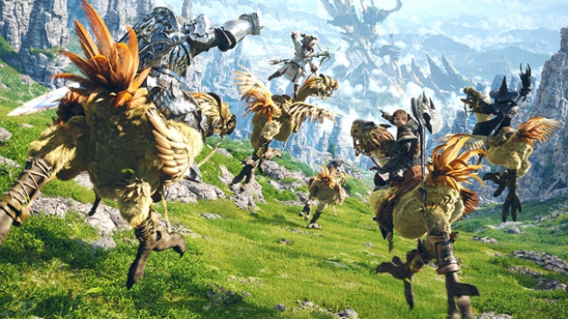 FF XIV Halloween event and free transfer service arrive.