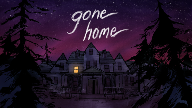 Gone Home on sale for limited time.