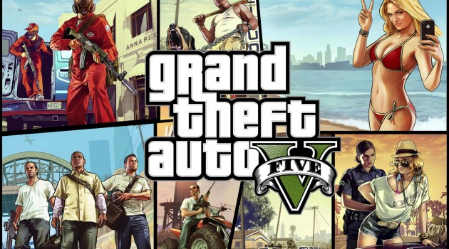 Rapper claims GTA V stole his songs.