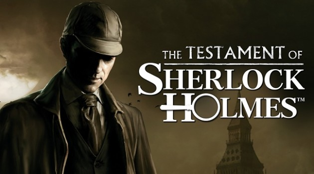 Pay $6 or more for weekly Humble Bundle and get Testament of Sherlock Holmes.