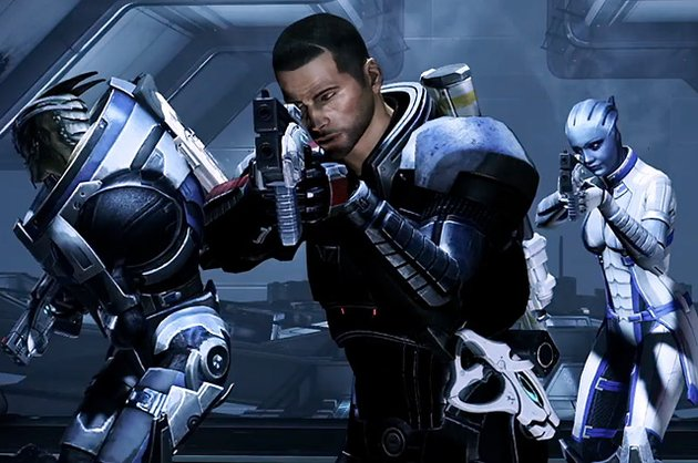 New Mass Effect game to not have anything to do with Shepard and crew.