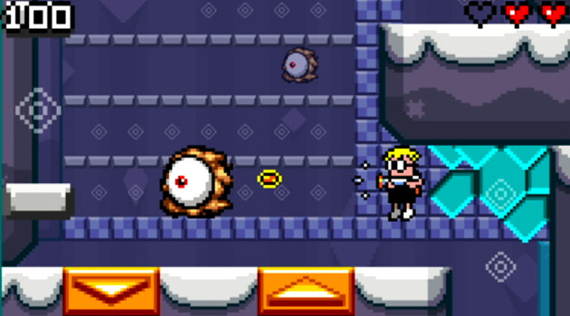 Mutant Mudds: Deluxe arrives this holiday season.