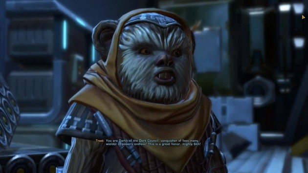 Old Republic update 2.4 goes live.