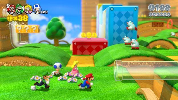 Super Mario 3D world, Super Smash Bros, and more shown in Nintendo Direct video.