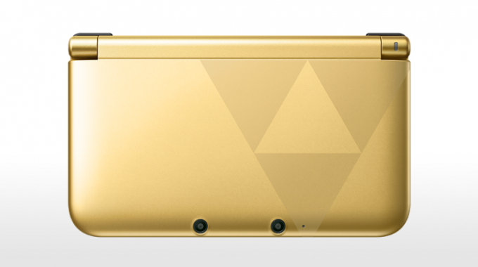 Europe receives Link Between Worlds themed 3DS.