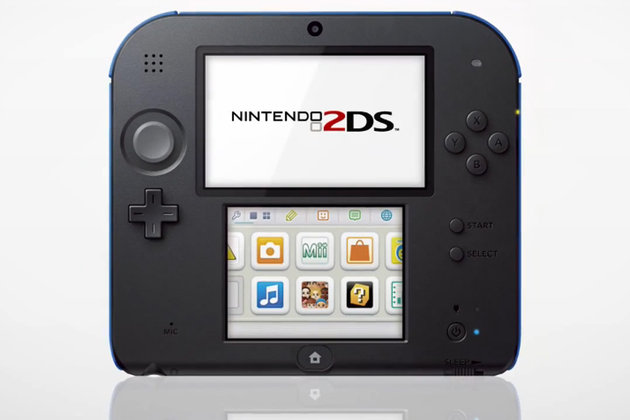 2DS contributes to making 3DS the best selling gaming console of all time.