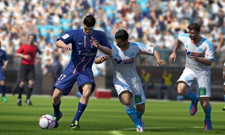 Fifa 14 PSG