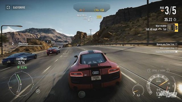 Review Need For Speed Rivals Ps4 Xbox One Gotgame