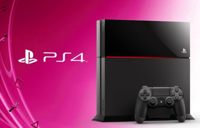 PS4red
