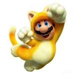 SM3DW Cat Mario