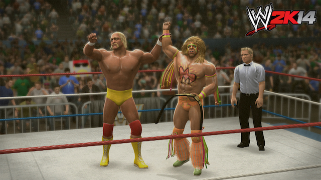 WWE-2K14-Hulk-Hogan-with-The-Ultimate-Warrior
