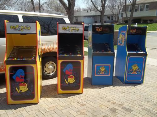 Cuba shuts down arcades.