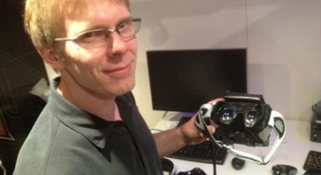 Carmack leaves studio he co-founded.