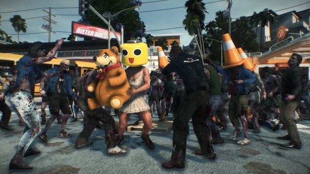 Mega Man X to be playable (via costume) in Dead Rising 3.