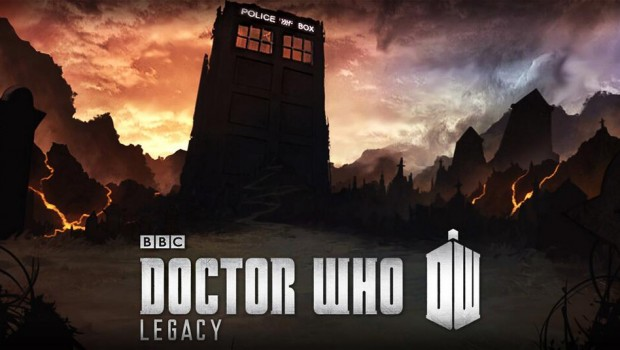 Doctor Who: Legacy is a new puzzle game in the Doctor Who series.