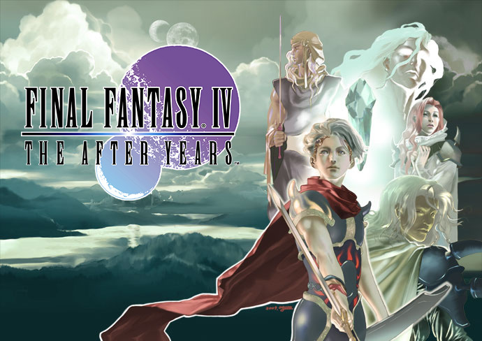 Final Fantasy IV: After Years arrives on mobile devices.