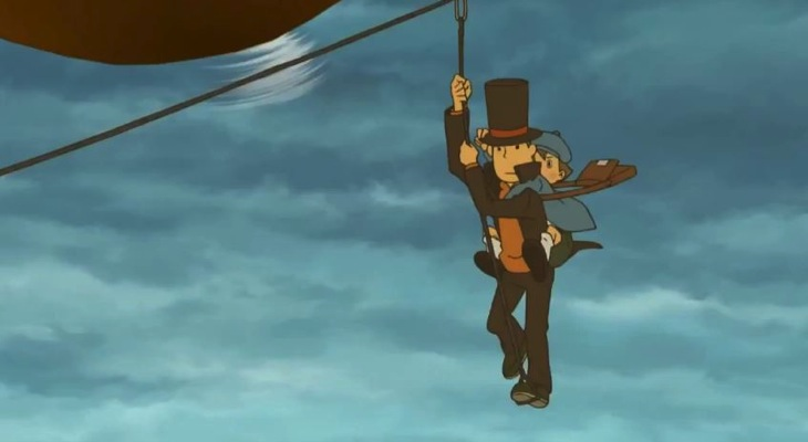 Layton and the Azran Legacy to be the final game?