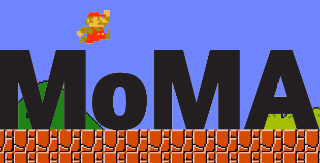 MoMA director states games are indeed art.
