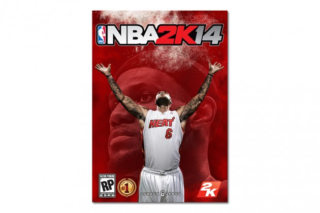 Next-generation version of NBA2K14 features a brand new engine.
