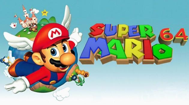 Study utilizing Super Mario 64 shows that games increase one's brain volume.