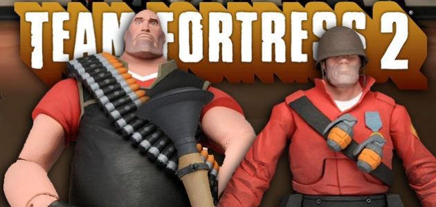 My Little Pyro tells the story of TF2 characters.