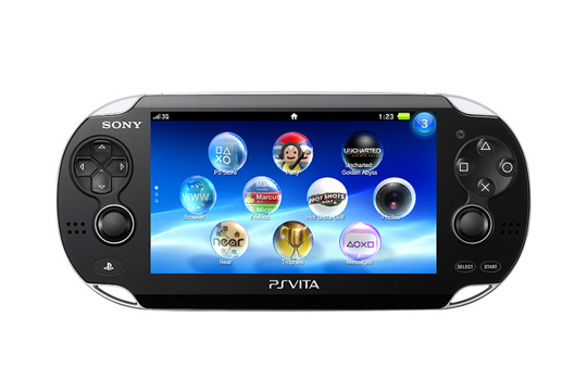 PS Vita system update released.