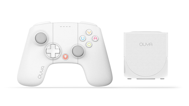 First limited edition Ouya revealed.