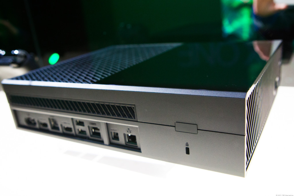 Xbox One to support Livestreaming in 2014.