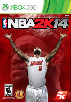 2K14 Cover