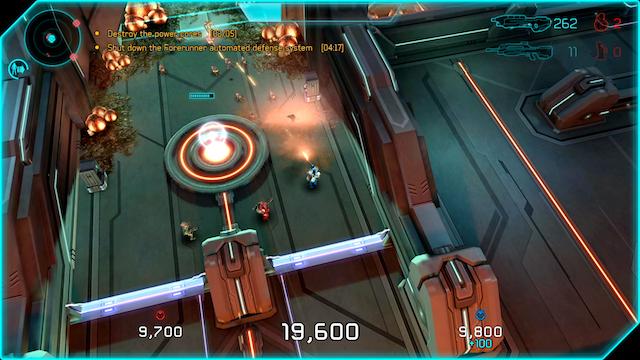 Halo Spartan Assault Xbox One Co-op Screenshot 03