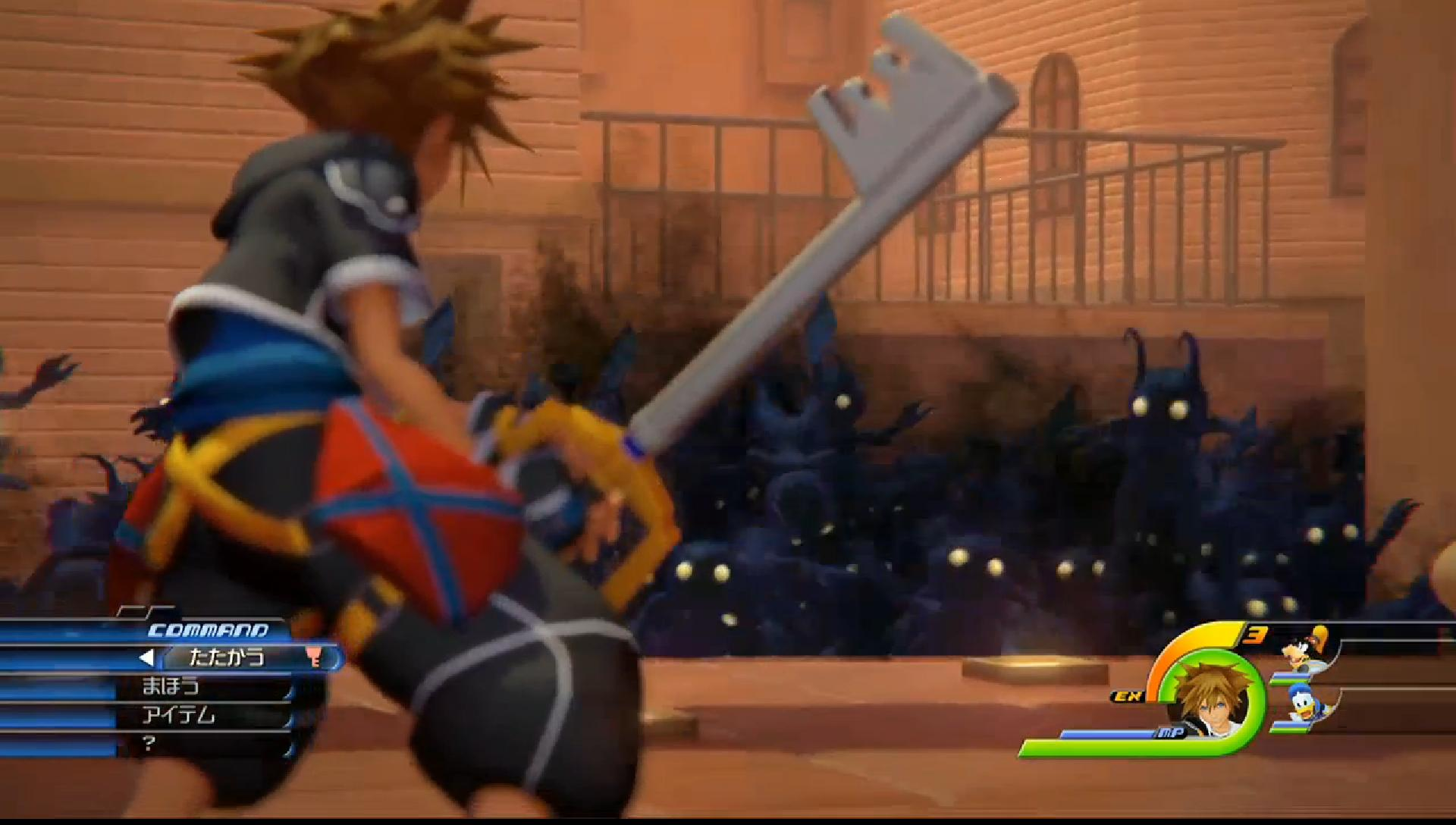 Gameplay shown in the trailer looks fantastic and not a triangle button trigger to be seen.