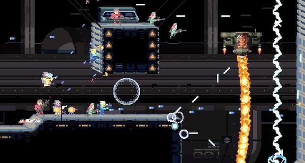 Super Time Force to arrive on Xbox One. Game delayed for XBLA.