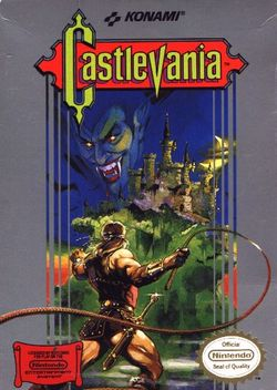 Take on Dracula in the classic Castlevania.