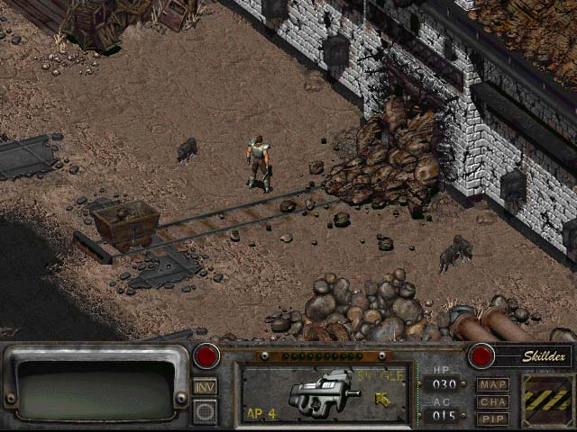 Get three classic Fallout games for free.