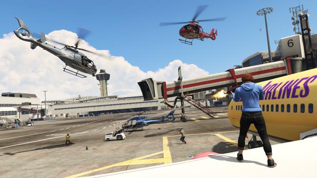 GTA Online receives new Capture modes.