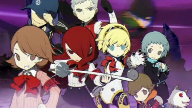 New Persona Q trailers unveiled.