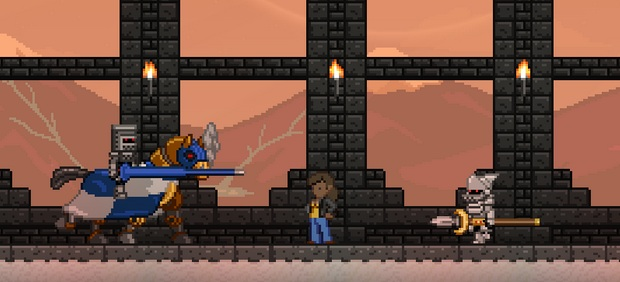 Starbound enters open beta with a brand new trailer.