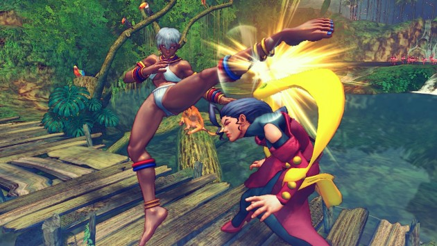 Ultra Street Fighter IV to arrive in time for