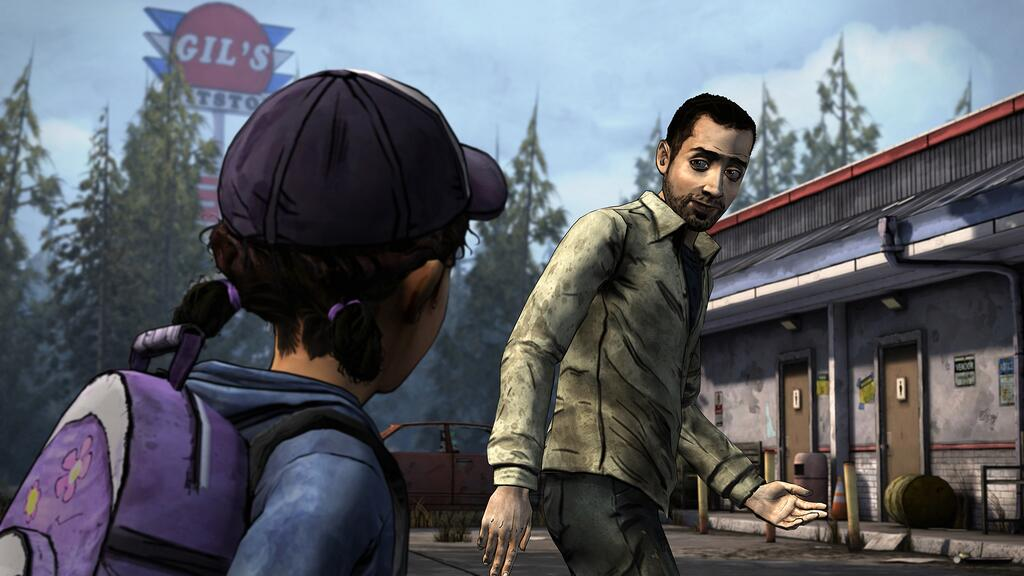 Telltale Games confirms season 2 of Walking Dead for this month.