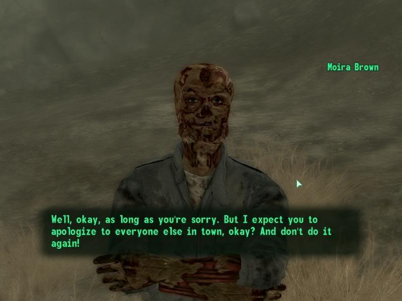 Does Fallout 3 predict the future?
